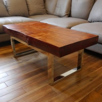 Журнальный столик /Woodsman coffee table/