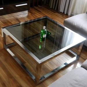 Журнальный столик в стиле loft Carter