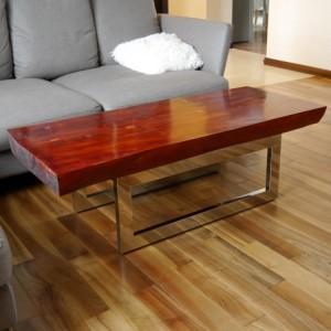 Кофейный столик в стиле лофт Nixon