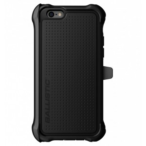 Противоударный чехол на iPhone 6 Plus, Ballistic Tough Jacket Maxx Black