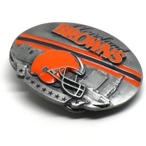 Американская пряжка Cleveland Browns