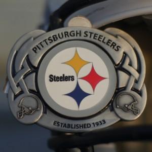 Американская пряжка Pittsburgh Steelers