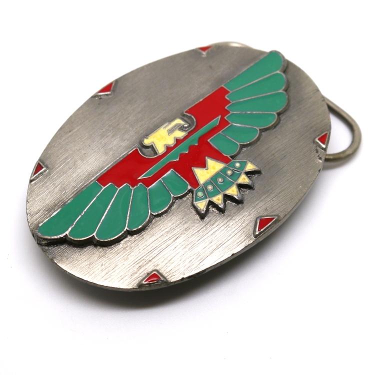 Американская пряжка Thunderbird /Siskiyou/