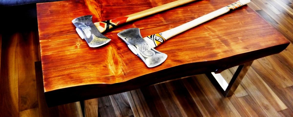 Эксклюзивная деревянная мебель и стиль американский винтаж