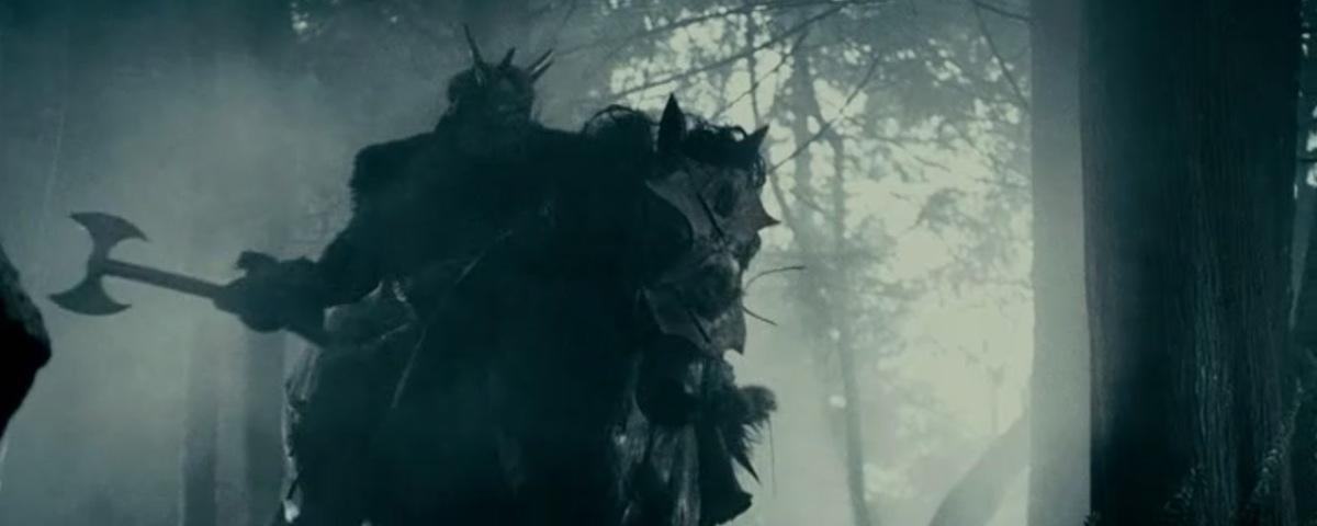 Боевой топор викинга, из самого сурового зрелища скандинавской тематики