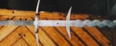 Эффект фламберга, еще немного про двуручные мечи и двусторонние топоры