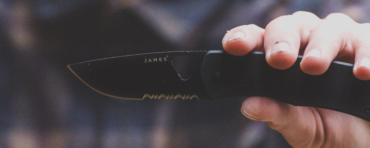 Коллекционные топоры - блог лесоруба - EDC вещи, которые нам интересны: карманный нож The James Brand  - the Folsom Knife