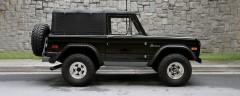 Коллекционные топоры - блог лесоруба - вещи, которые нам интересны: «ретро» джип  Ford Bronco, 1973 года