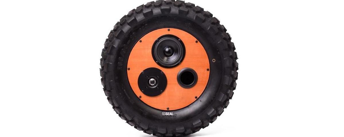 Громкая шина, и EDC вещи от японского бренда SEAL