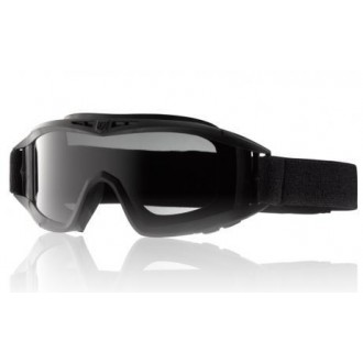 Баллистическая маска Revision Military Desert Locust Goggle Basic Solar-Black