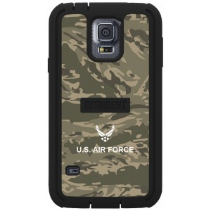 Противоударный чехол на Samsung Galaxy S5, Trident Cyclops US Air Force Camo