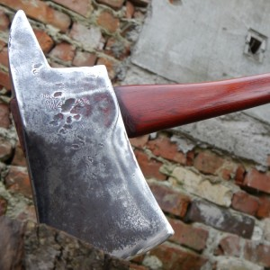 Винтажный американский пожарный топор Warren Axe and Tool Co., 1912-50е  годы